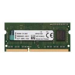 Memória p/Notebook Kingston 4GB DDR3 1600MHZ