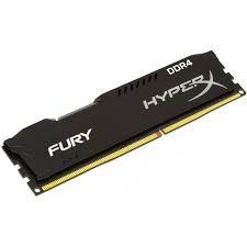 Memória RAM Hyperx Fury 8GB/DDR4/2666MHZ